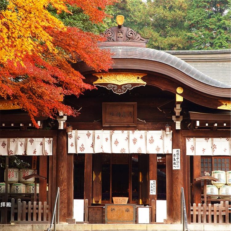 神社百選】高麗神社   株式会社アミナコレクション